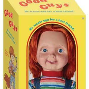 New Good Guys Chucky Doll Childs Play 30 Inches